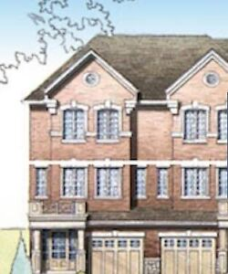 Pre Construction Townhome in Brampton 3 BR 2.5WR near Hwy 410