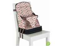 travel high chair / booster / feeding seat