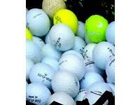 Quality Golf Balls . . .