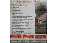 Roofing Specialists SK Building Services
