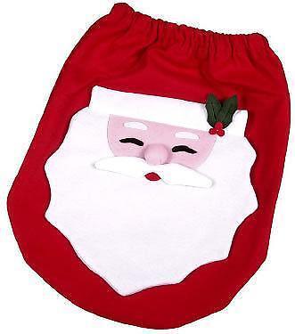 Santa Toilet Seat Cover Ebay