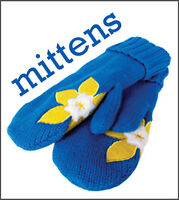 Daffodil Mittens + Winter Toques Sale- Canadian Cancer Society