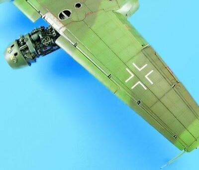 AIRES HOBBY 1/48 ME262 SLOTS FOR TAM 4206
