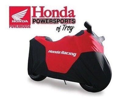 GENUINE HONDA OEM CBR HONDA RACING MOTORCYCLE COVER 0SP34-MFJ-200 - Genuine Honda Motorcycle Accessories