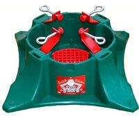 christmas tree stand pole post deck holder