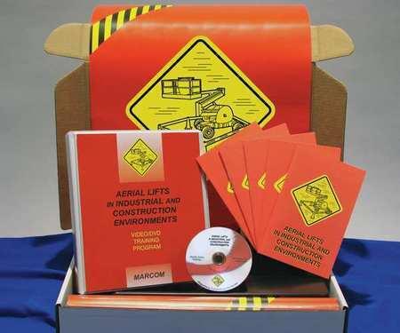 MARCOM K0001719SO DVD Training Program,Aerial Lifts