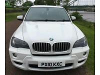 2010 10 BMW X5 3.0 XDRIVE35D M SPORT 5D 282 BHP DIESEL
