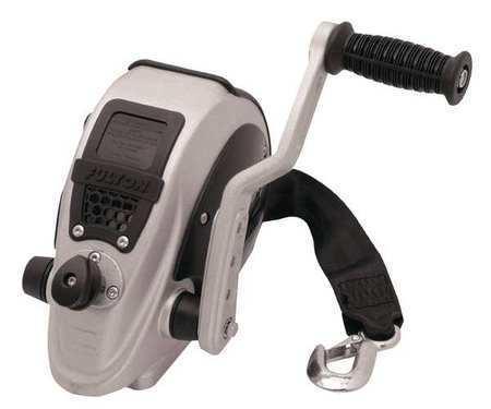 FULTON FW20000101 Winch Stap,2000 Lb.,Flat Hook