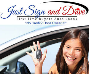 No Credit? Don't Sweat It!