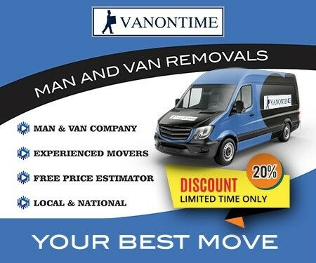 e09c49c0ae Reliable man van hire. Dry hire lift out service for single  multi ...