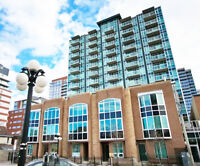 FULLY FURNISHED Loft Style Living in ByWard Market Condo
