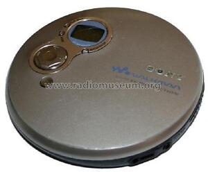 Sony CD Walkman portable player in good condition