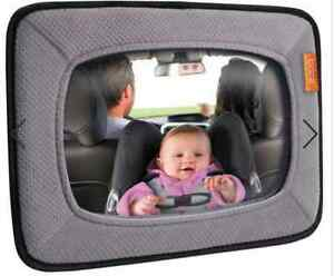 Brica baby in sight car mirror (for reverse facing seats) Elermore Vale Newcastle Area Preview