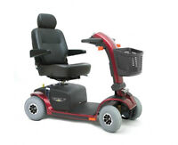 MOBILITY SCOOTER, VICTORY 10 DELUXE BY PRIDE