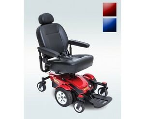 FAUTEUIL ROULANT ELECTRIQUE JAZZY Select 6