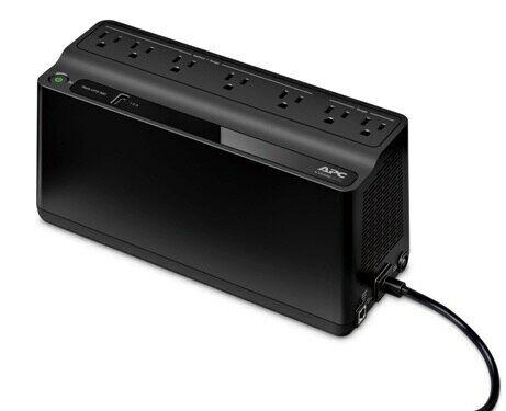 APC Back-UPS 600VA UPS Battery Backup (BE600M1)