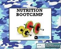 Last Day to Register! Online Nutrition Bootcamp