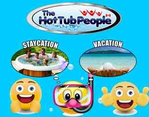 HOT TUB - 0% - 1 YEAR NO PAYMENTS - FREE VACATION - SWIM SPA