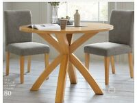 Next Oak dining table - SOLD