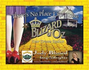 Blizard Of Oz, Your Dream Realtor