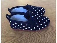 Girls Flossy pumps shoes brand new