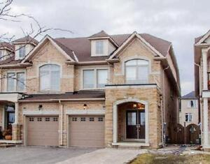 **ASAP LEASE** Gorgeous 3+1 BDRM TOWNHOUSE LEASE IN VAUGHAN!!!