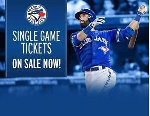 Toronto Blue Jays - Blue Jays - BEST SEATS - Upper, Lower - Last Minute - ALL HOME GAMES!