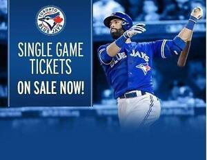 Toronto Blue Jays - Blue Jays - BEST SEATS - Upper, Lower - Last Minute - ALL HOME GAMES - ONLY 3% Service Fee on Orders