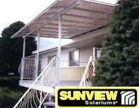 PATIO COVERS, SUNROOMS, AND MORE!