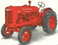 Wanted International W6 Tractor For parts -