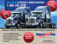 AZ Company Drivers & Owner Operators