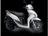 I'm looking to buy a Honda Vision 50 scooter 50cc 70cc