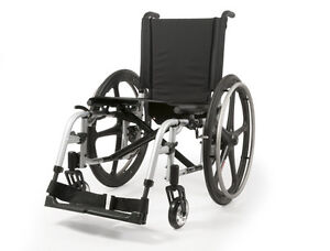 """""""Quickie 2"""" Wheelchair - foldable, lightweight - REDUCED"""