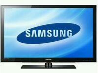 "Samusung 51"" 3D tv built in USB media player HD freeview hd ready 1080p."