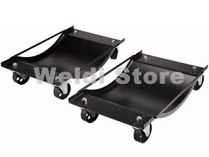 Car-Auto-Wheel-Tyre-Dolly-Set-Wheel-Dollies-Heavy-Duty-450kg-1000lbs-Capacity