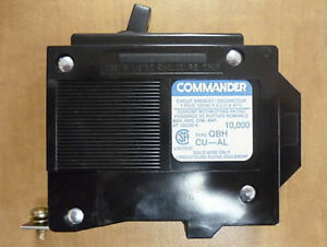 COMMANDER QBH BOLT-ON CIRCUIT BREAKERS (CEB/SYLVANIA) ~ RARE!