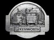 Kenworth Belt Buckle