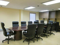 OFFICE FURNITURE AUCTION - JULY 18, 2015 STEPHENVILLE