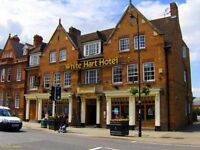 Deputy Manager (full time) - The White Hart Hotel, Newmarket
