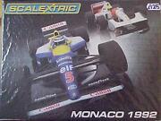 Scalextric Senna
