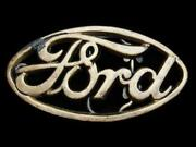 Vintage Ford Belt Buckle