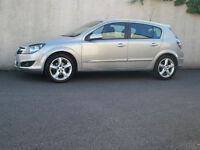 VAUXHALL ASTRA 1.8 SRi 16v (140) 5 DOOR HATCHBACK,2007 07,MOT ONE FULL YEAR