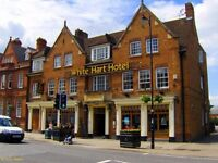 Assistant Manager - The White Hart, Newmarket