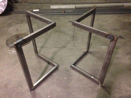 Metal Table Base | EBay