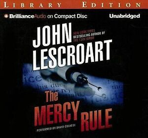 NEW The Mercy Rule (Dismas Hardy Series) by John Lescroart