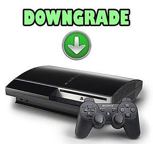 Professional PS3 Downgrade/UNBRICK ALL compatible models $60-80