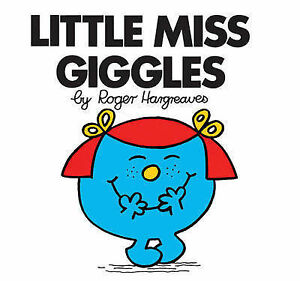 Little-Miss-Giggles-Little-Miss-Classic-Library-Hargreaves-Roger-New-Book