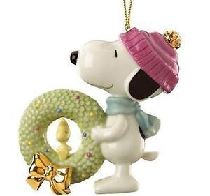 snoopy christmas ornaments - Snoopy Christmas Ornament