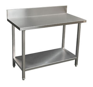 Premium Range Stainless Steel Benches Prices FROM $ 259.00 Osborne Park Stirling Area Preview