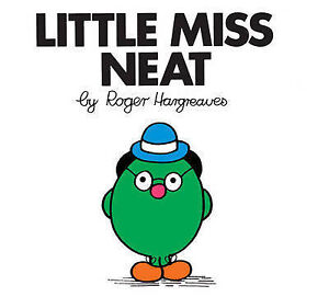 Little Miss Neat by Roger Hargreaves (Paperback, 1981)